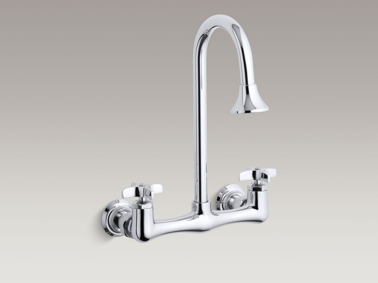 BuyPlumbing.net - Product: Two Handle Wall Mount Faucet in a ...
