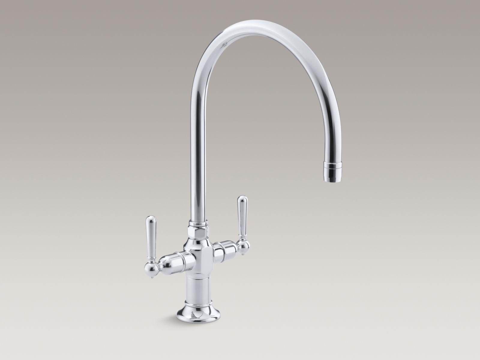 BuyPlumbing.net - Product: Kohler K-7341-4-S HiRise Single ...
