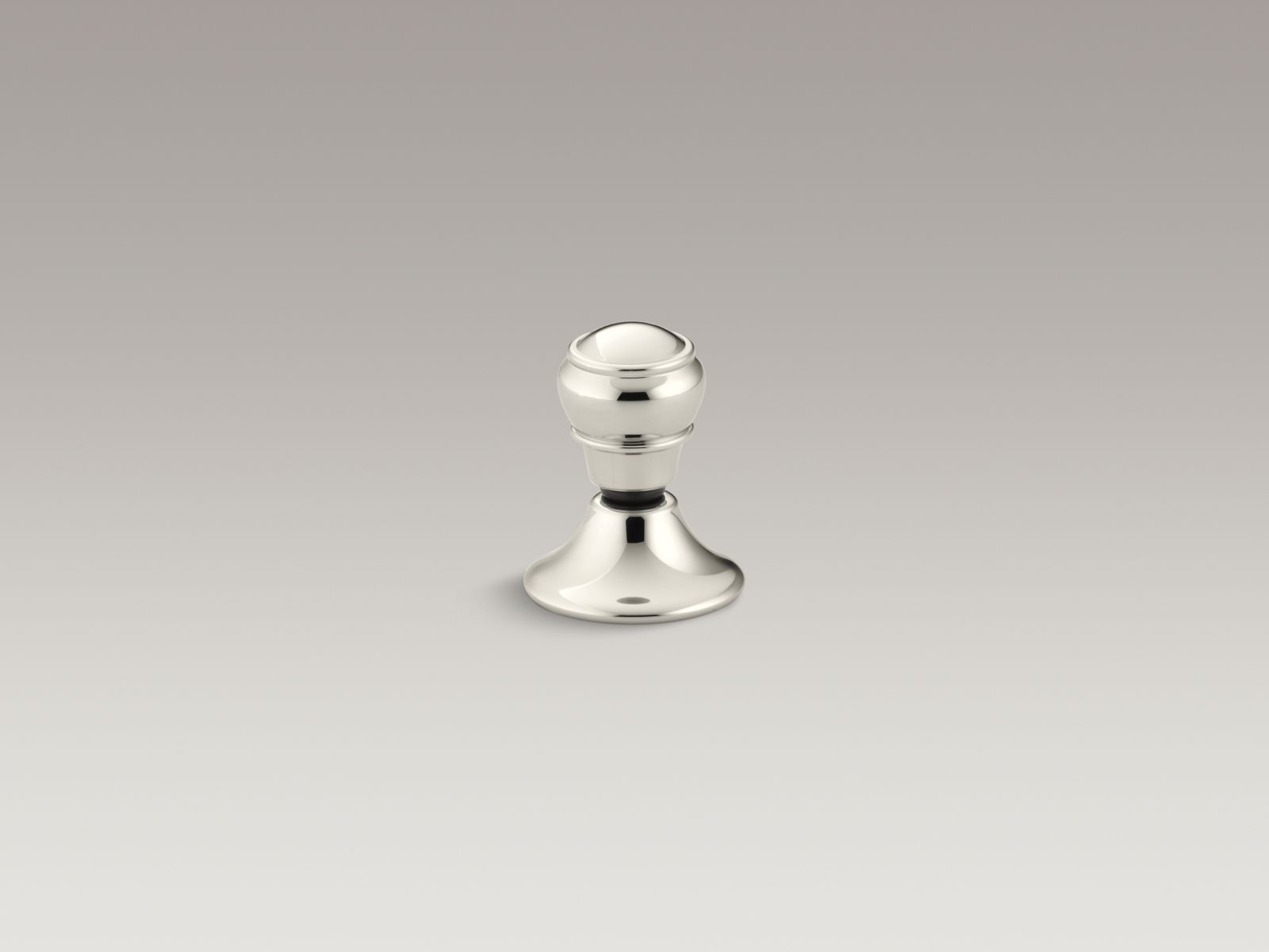 Kohler Portrait® K-7677-SN lift knob flush actuator for K-3826 Vibrant Polished Nickel