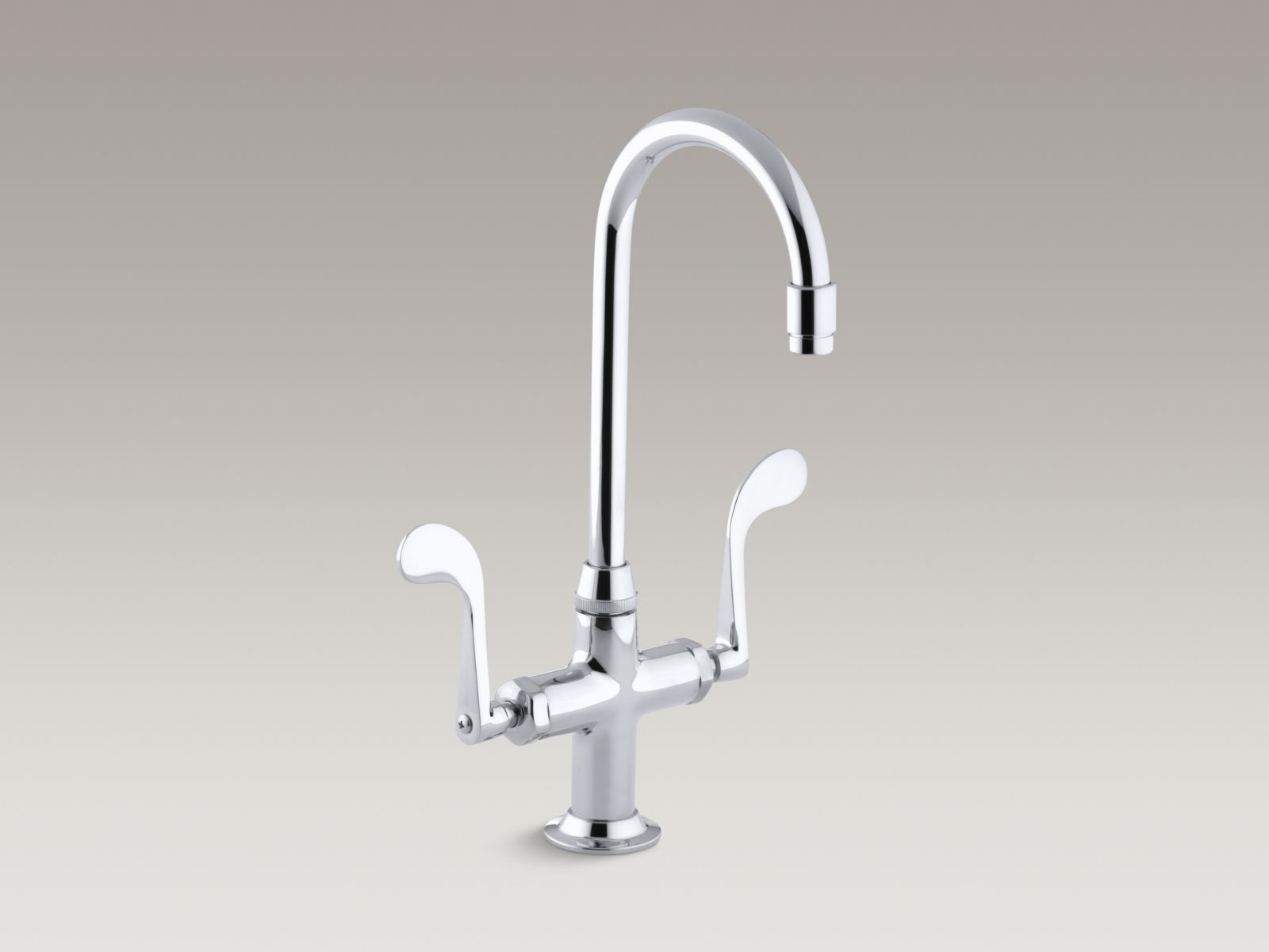 Kohler K-8761-CP Essex Entertainment Sink Faucet Polished Chrome