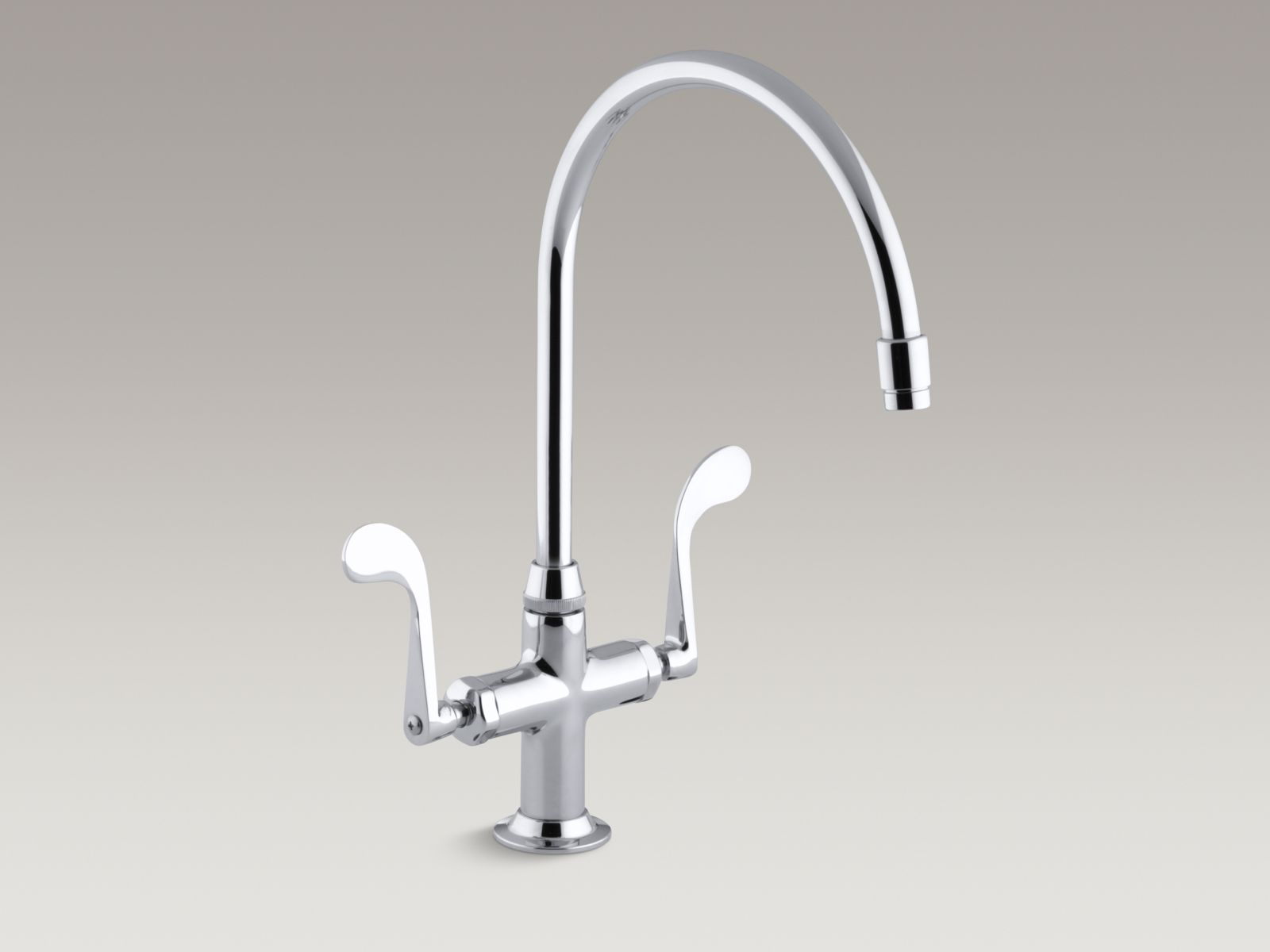 Kohler K-8762-CP Essex Sink Faucet Polished Chrome