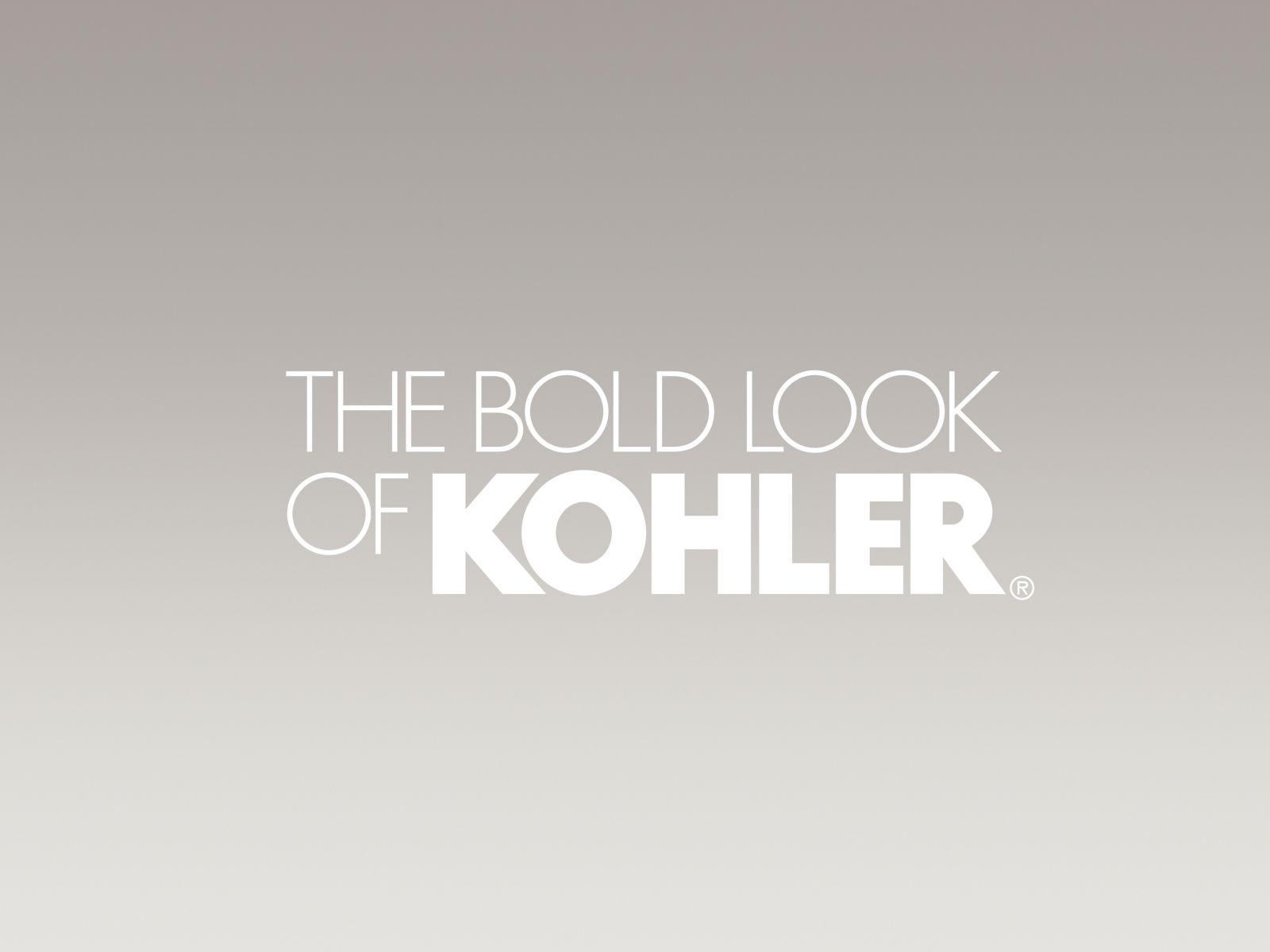 Kohler K-8830-VS Sink hole cover Vibrant Stainless