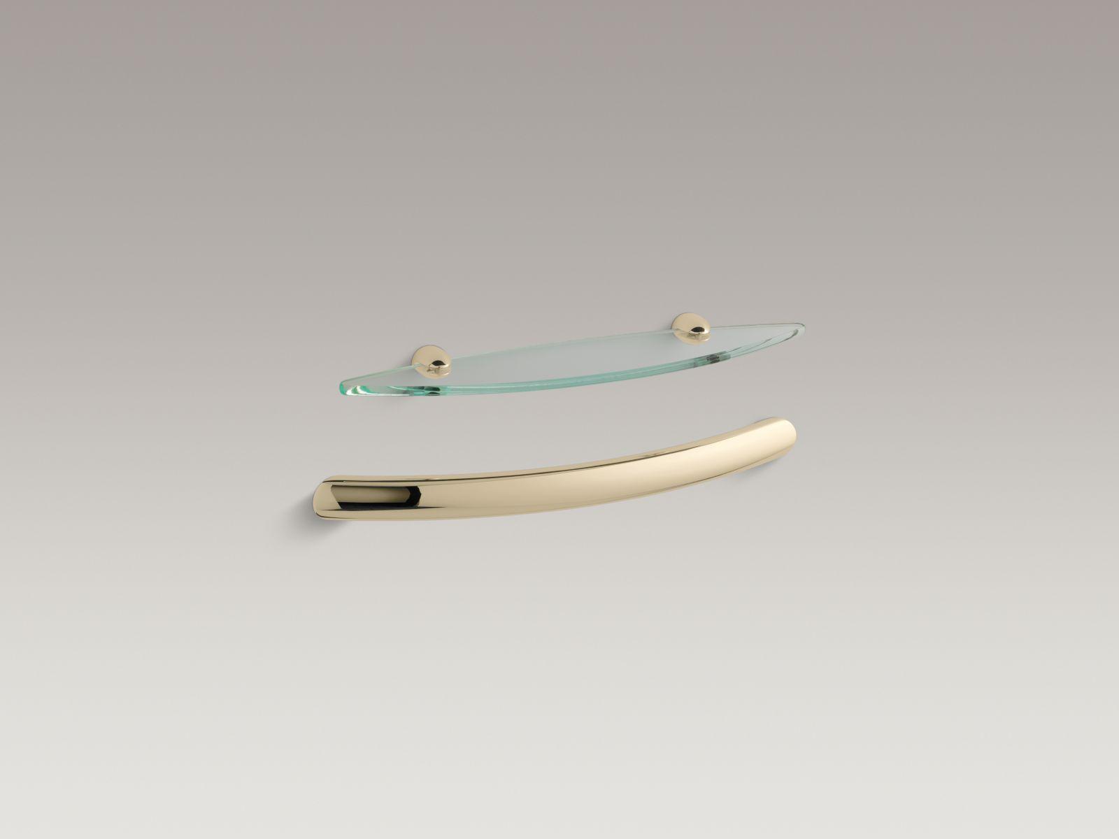 Kohler K-9459-AF Sonata Accessory Kit Vibrant French Gold