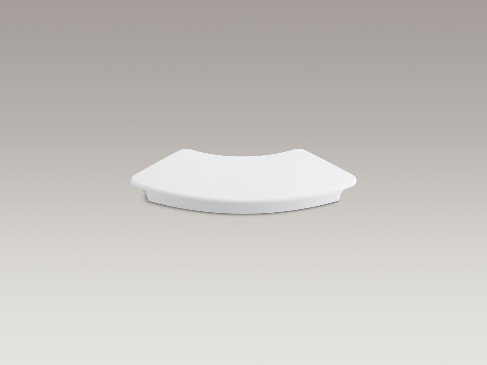 Kohler K-9499-0 Sonata Removable Shower Seat White