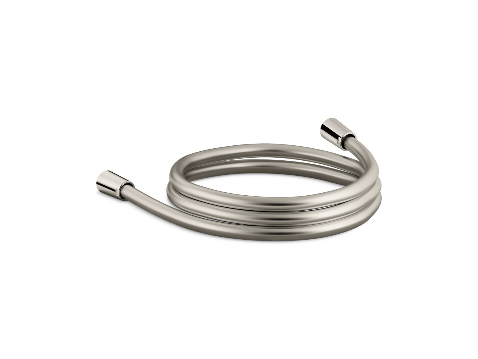 "Kohler Awaken® K-98359-SN 60"" smooth shower hose Vibrant Polished Nickel"