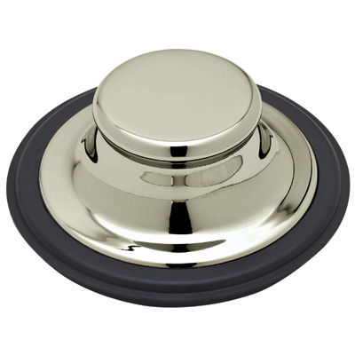 Rohl 744STN Disposal Stopper Satin Nickel