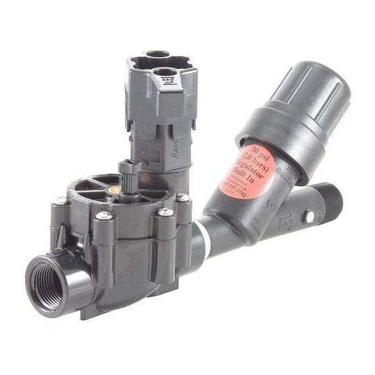 Low Flow Control Zone Valves