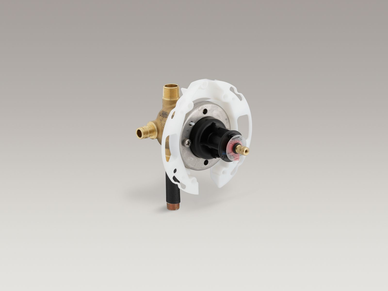 "Kohler K-304-UX-NA Rite-Temp 1/2"" Pressure Balance Valve with PEX-expansion Connections"