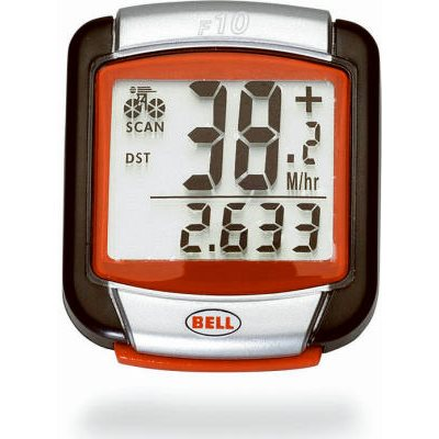 Bell F12 Bicycle Computer & Speedometer