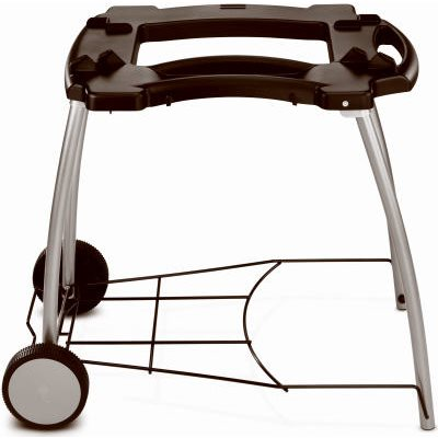 Weber Q Rolling Cart With Wide Base