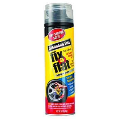 S420-6 Pennzoil Roadside 16 Oz Fix-A-Flat Tire Sealer With Hose