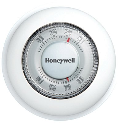 Honeywell Round Heat Only Thermostat