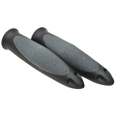 Bell Comfort 900 Bicycle Handle Grips, Shock-Absorbing Gel