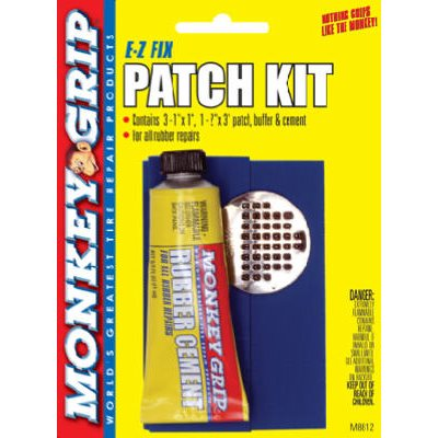 Monkey Grip E-Z Bike Patch Kit