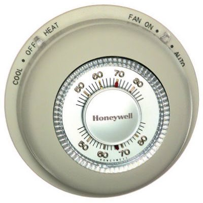 Honeywell Round Heat/Cool Thermostat