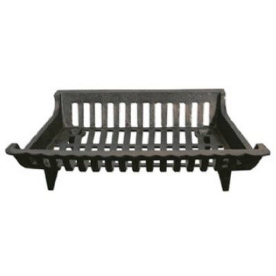 18-Inch Cast Iron Fireplace Grate