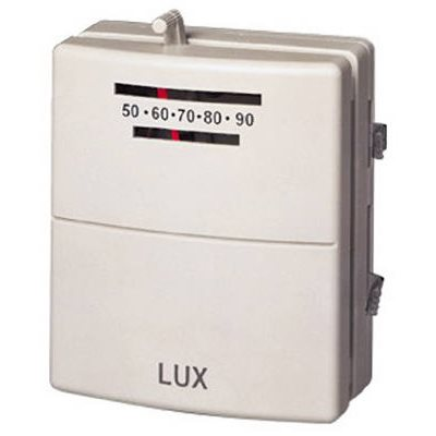 Lux Mechanical Heat/Cool Thermostat