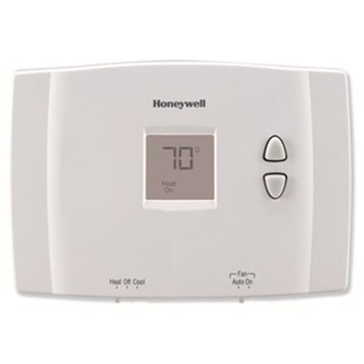 Honeywell Digital Manual Thermostat
